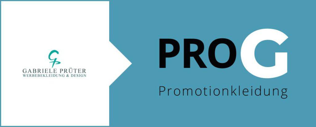 Willkommen bei ProG - Promotionkleidung